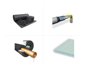 RUBBER & SOUND INSULATION PRODUCTS